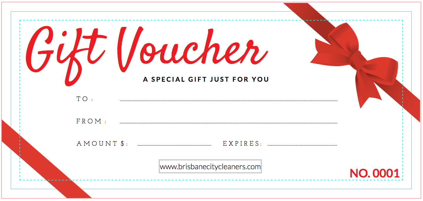 Make your own voucher